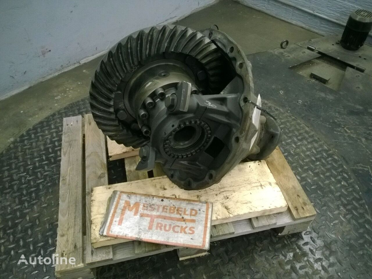 диференциал  660 за камион SCANIA Differentieel R 660