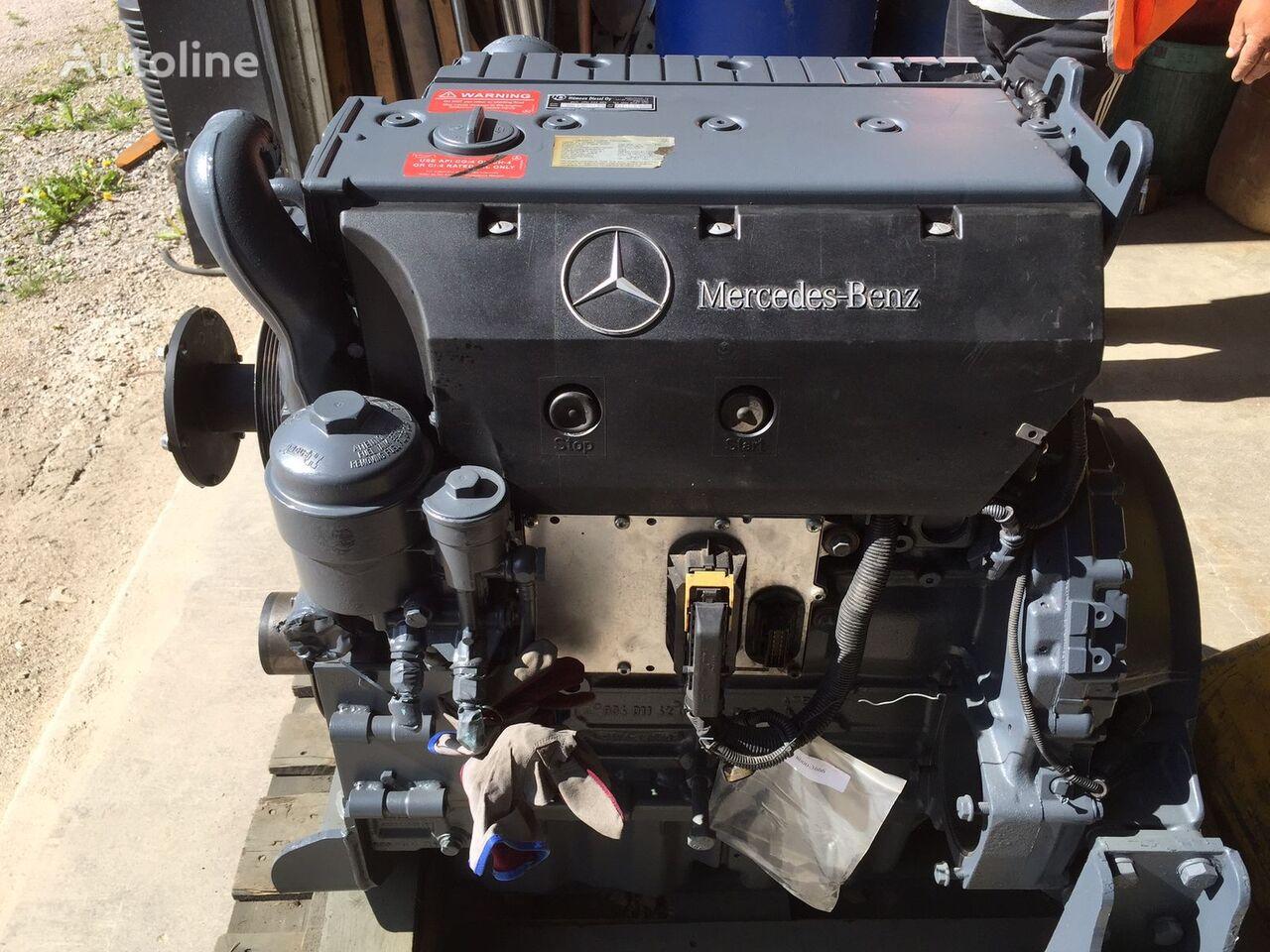 двигател  Mercedes Benz OM904 LA refurbished за камион