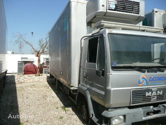 двигател  MAN Motor 10.163 D0824LFL09. Getriebe 6 Gang ZFS6-36 за камион