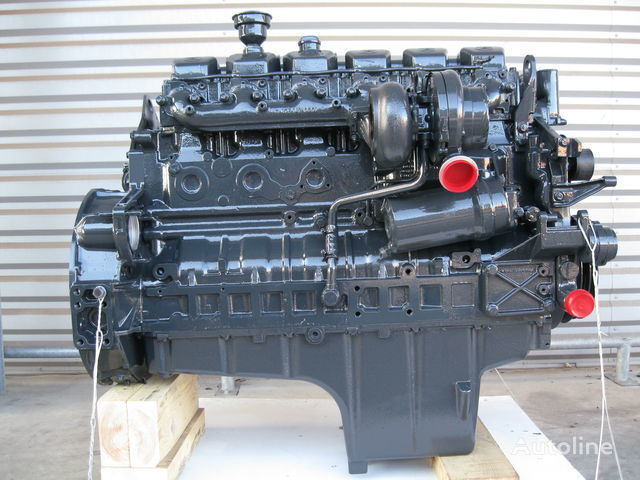нов двигател  Mercedes Benz RECONDITIONED за камион