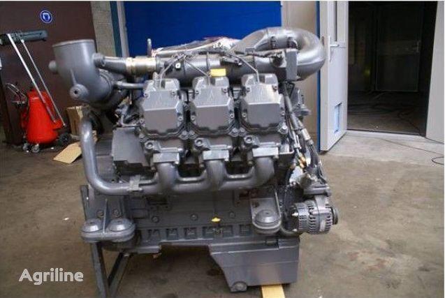 двигател  DEUTZ BF6M1015C за комбайн