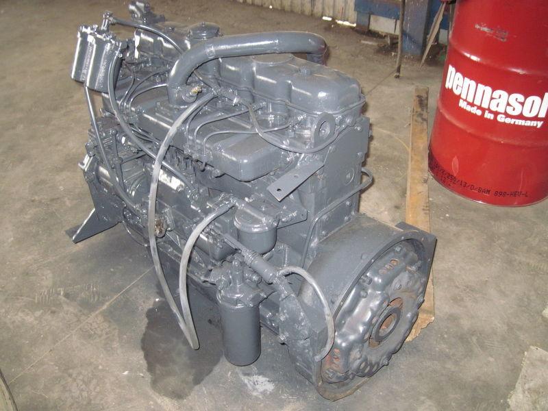 двигател  Andoria SW 400 за камион