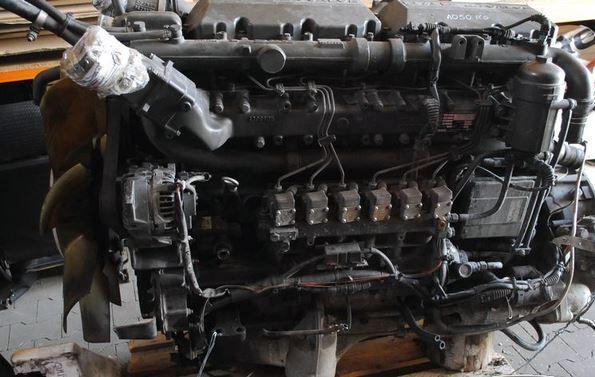 двигател  DAF XE315C за камион