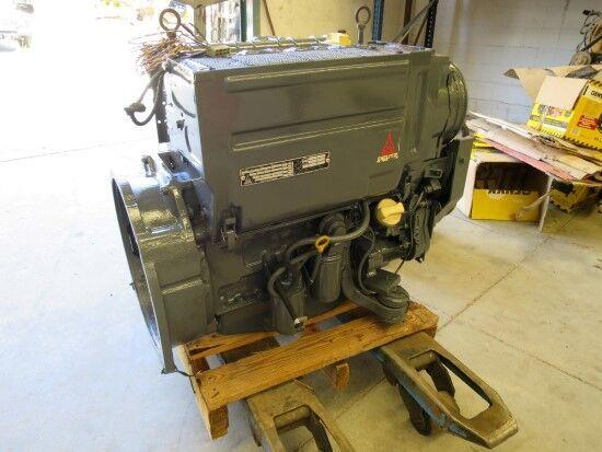 двигател  Deutz BF4L1011 за друга строителна техника