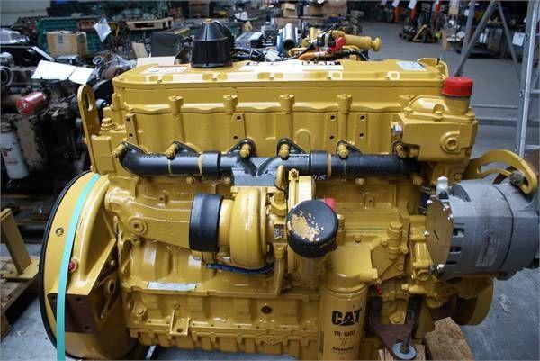 двигател CATERPILLAR 3126 за багер CATERPILLAR 3126