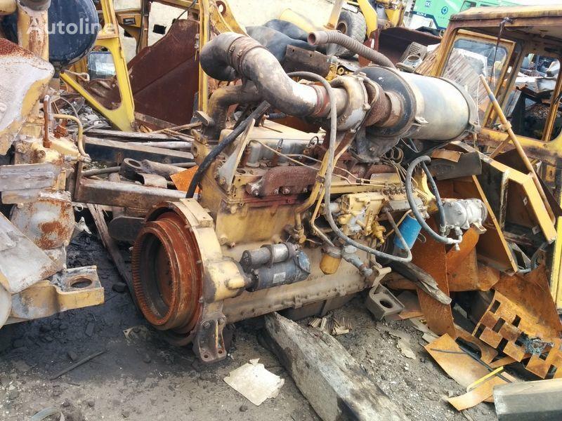 двигател CATERPILLAR 3306 за генератор CATERPILLAR 966F