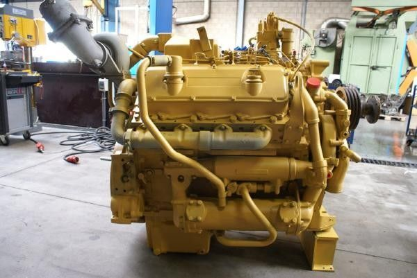 двигател за челен товарач CATERPILLAR 3408