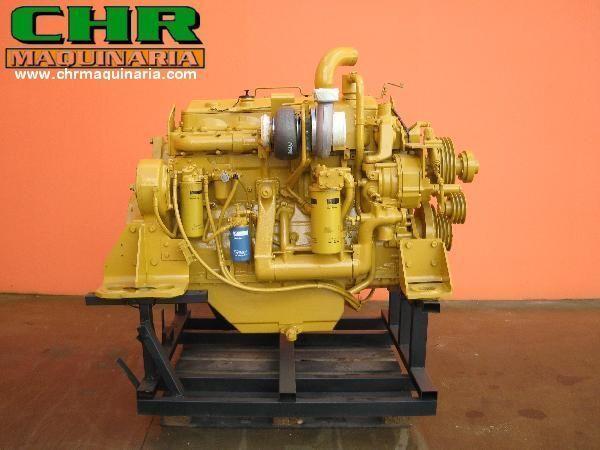 двигател CATERPILLAR 375 за багер