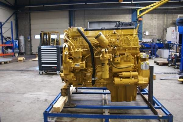 двигател CATERPILLAR C11 за друга строителна техника CATERPILLAR C11