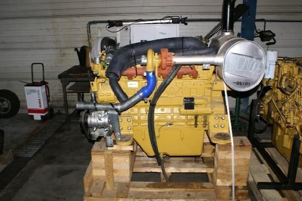 двигател за булдозер CATERPILLAR C6.4