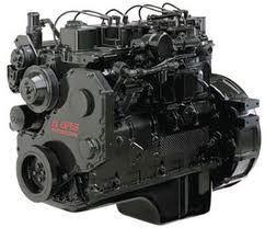 двигател CUMMINS за булдозер KOMATSU