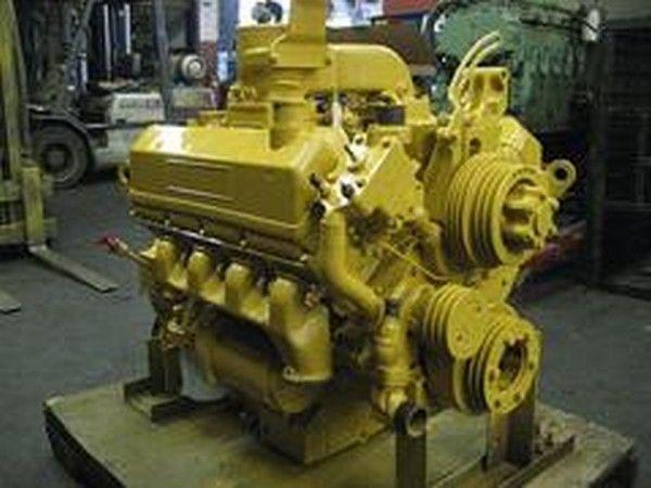 двигател за друга строителна техника CUMMINS VT 555