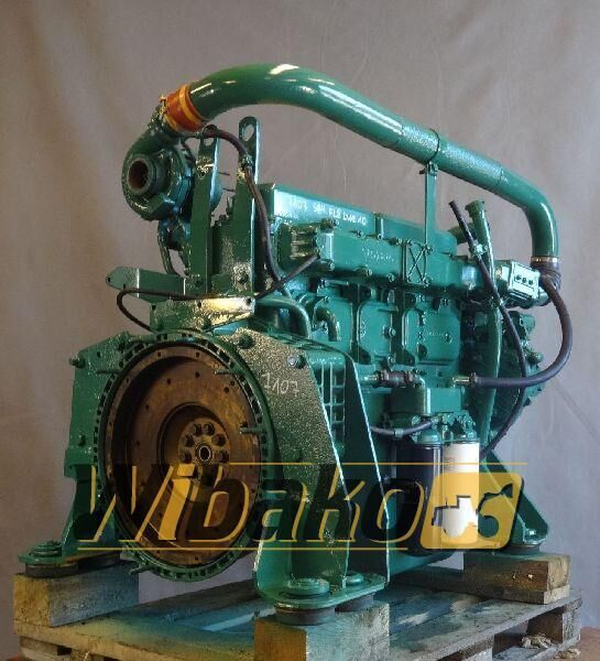 двигател  Engine Volvo D6A250 за друга строителна техника D6A250