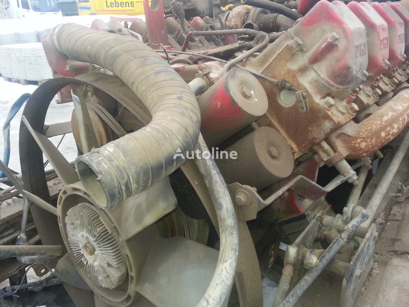 двигател  Doosan DV15T за камион DAEWOO ULTRA NOVUS