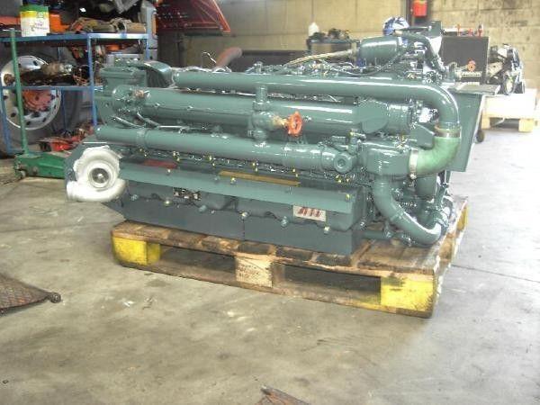 двигател DAF GS160 M за друга строителна техника DAF GS160 M