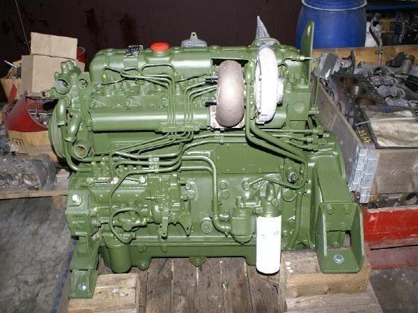 двигател за друга строителна техника DAF NS 133 L