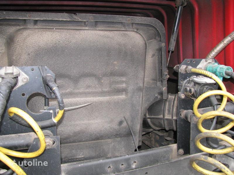 двигател  DAF Защита двигателя за влекач DAF XF,CF