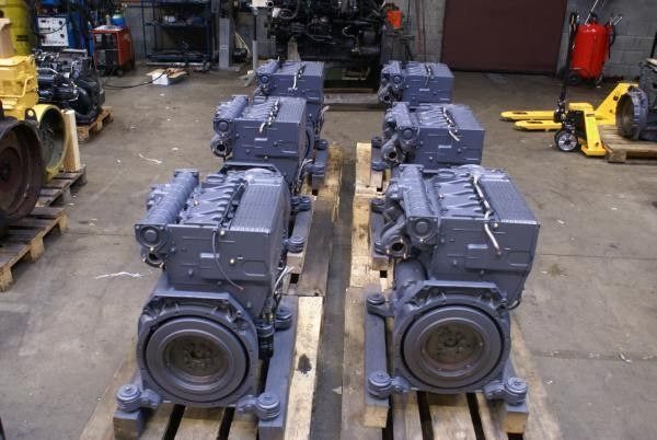 двигател DEUTZ BF4L1011FT за друга строителна техника DEUTZ BF4L1011FT