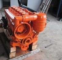 двигател DEUTZ BF6L912 за багер
