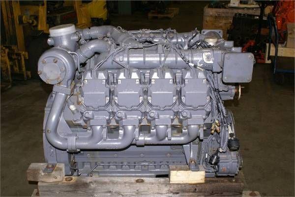 двигател за друга строителна техника DEUTZ BF8M1015 C