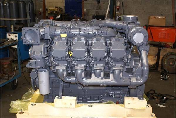 двигател DEUTZ BF8M1015 CP за друга строителна техника