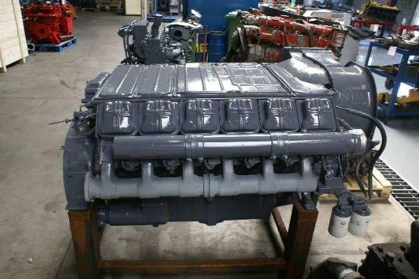 двигател за друга селскостопанска техника DEUTZ F12L413F