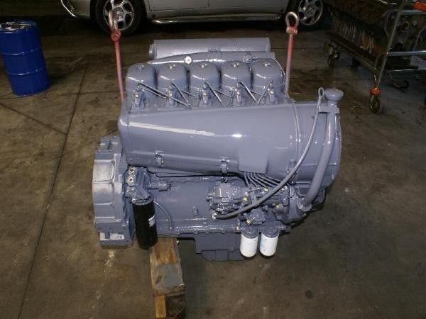 двигател DEUTZ F5L912 за багер DEUTZ F5L912