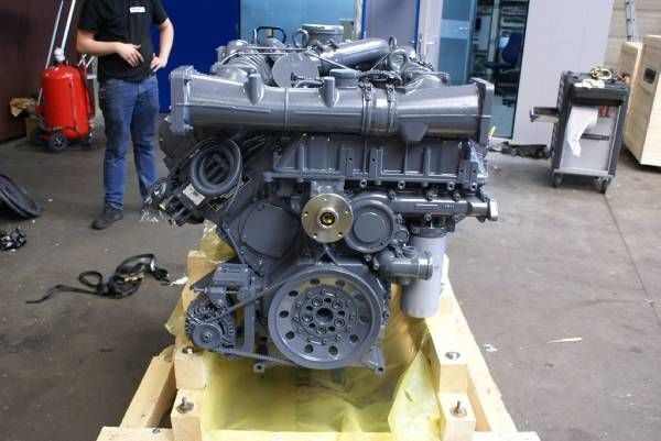 двигател DEUTZ NEW ENGINES за багер DEUTZ NEW ENGINES