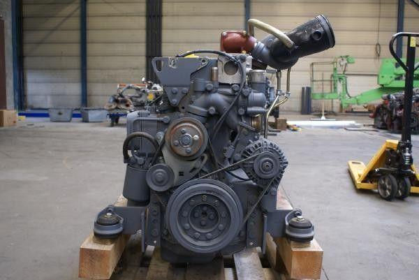 двигател DEUTZ TDC2012 L04 2V за подемна платформа