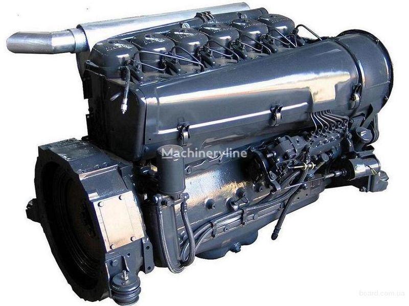 двигател DEUTZ f4l912 за багер ATLAS