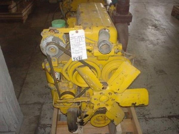двигател Detroit 4-53 N за друга строителна техника Detroit 4-53 N