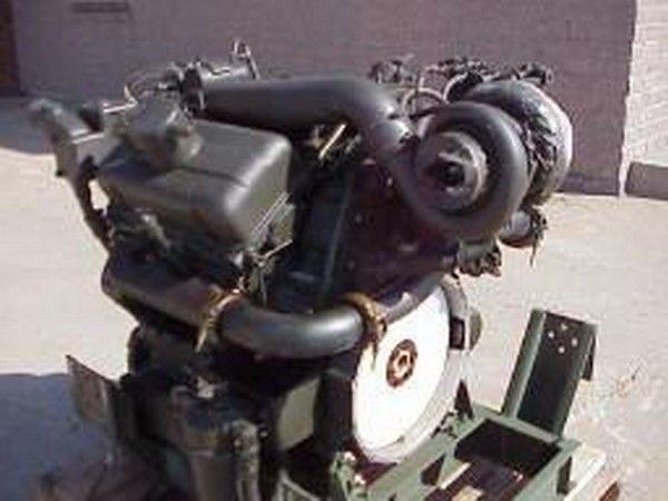 двигател за багер Detroit 6V53T