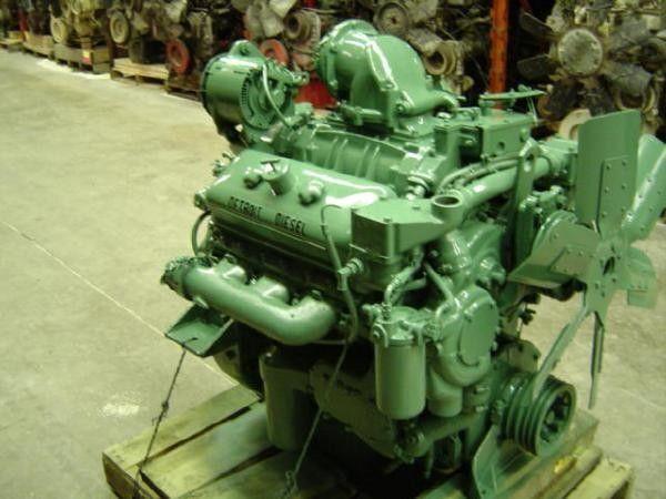 двигател Detroit 6V71 за камион Detroit 6V71