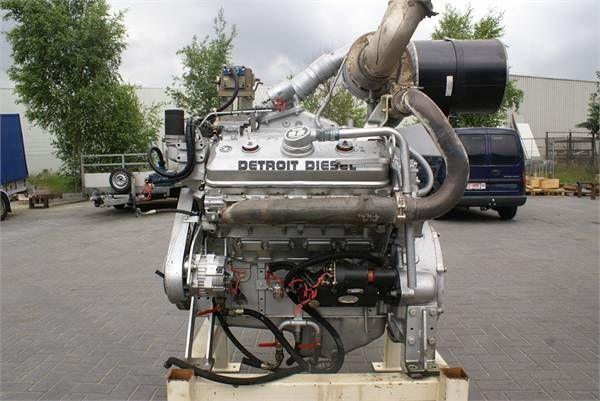 двигател за друга строителна техника Detroit 8V92TA