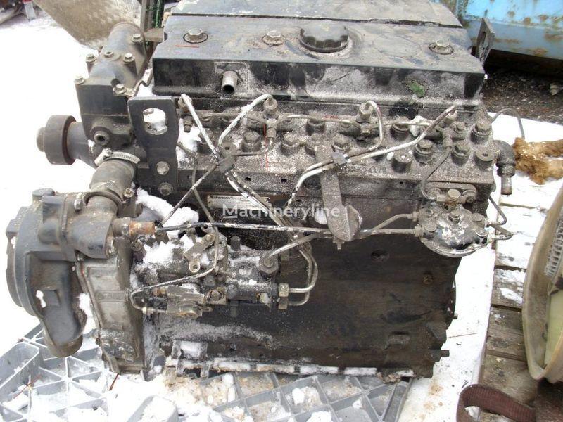 двигател  Perkins за багер FUCHS