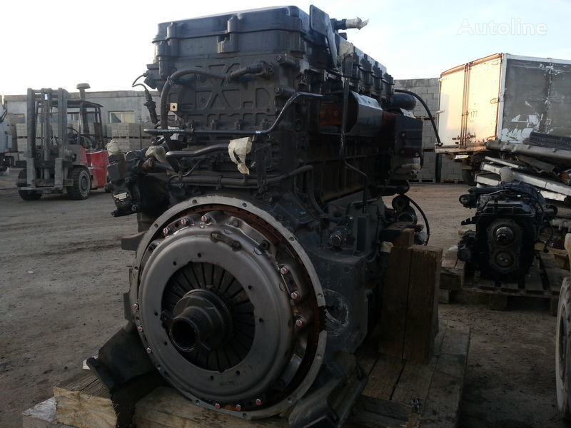двигател HYUNDAI D6CB за камион HYUNDAI HD GOLD AERO UNIVERSE
