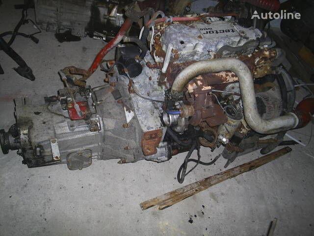 двигател  Iveco за камион IVECO EUROCARGO 75E17