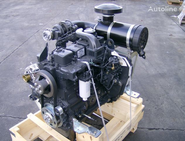 двигател IVECO N45MNSD00.00 за багер DIECI  dedalus
