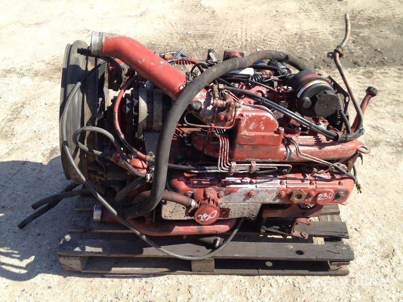 двигател IVECO из Германии Eurocargo за камион IVECO Eurocargo