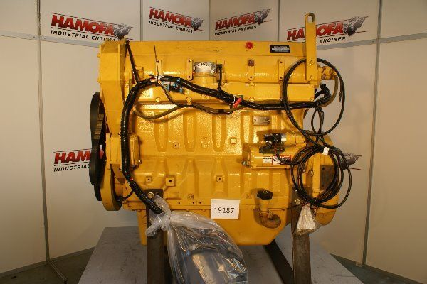 нов двигател JOHN DEERE 6125 HF за трактор JOHN DEERE 6125 HF