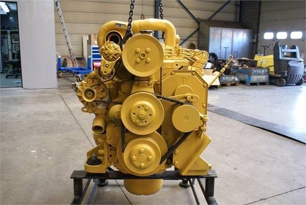 двигател за друга строителна техника KOMATSU S6D102E