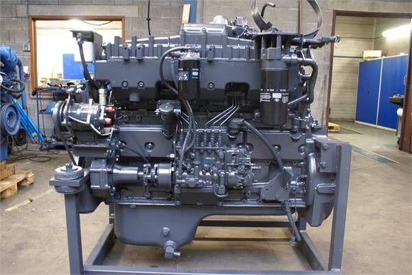 двигател KOMATSU SA6D125 E2 за друга строителна техника KOMATSU SA6D125 E2