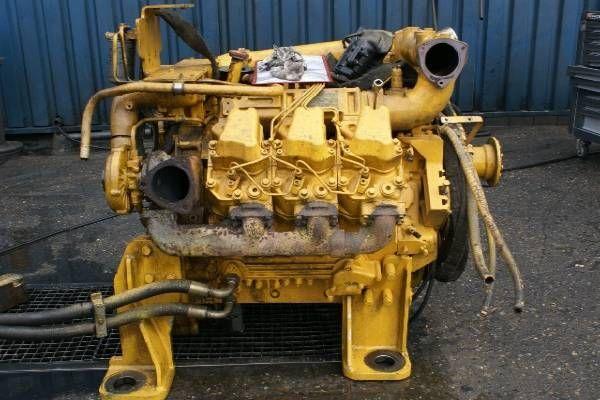 двигател LIEBHERR USED ENGINES за друга строителна техника LIEBHERR
