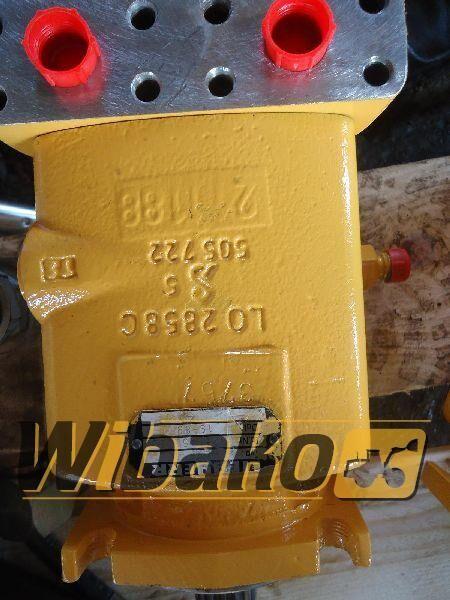 двигател  Drive motor Liebherr LMF45 за друга строителна техника LMF45