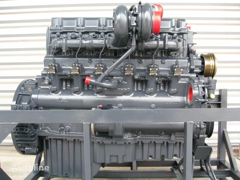 нов двигател MACK E TECH за камион SISU E-TECH480