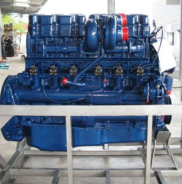 нов двигател  Mack MAGNUM за камион MACK MAGNUM