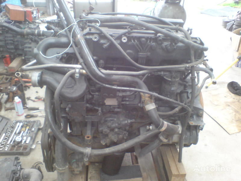 двигател MAN за камион MAN LE 180 KM D0834 netto 7500 zl
