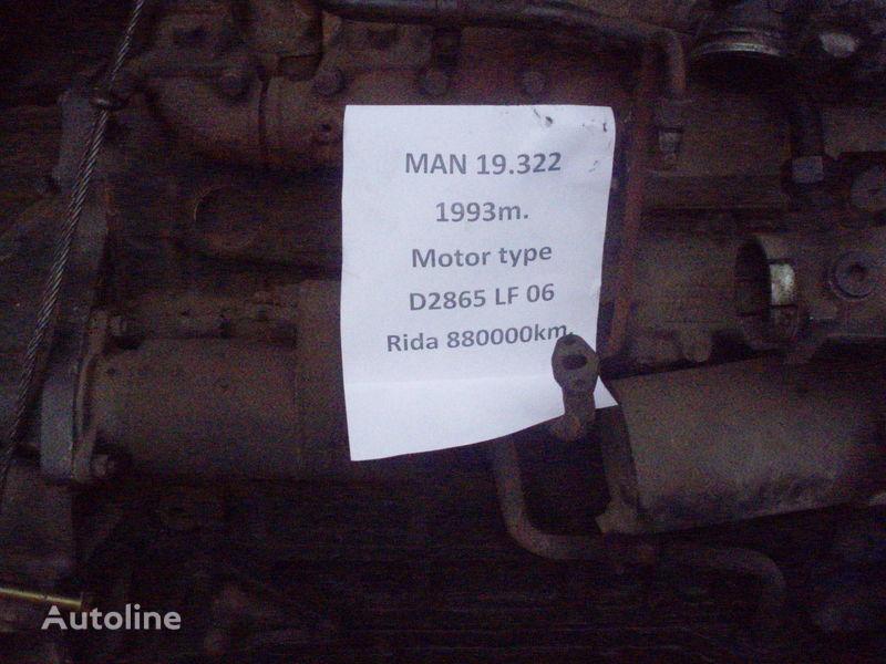 двигател  MAN D 2865 LF 06 за камион MAN 19.322