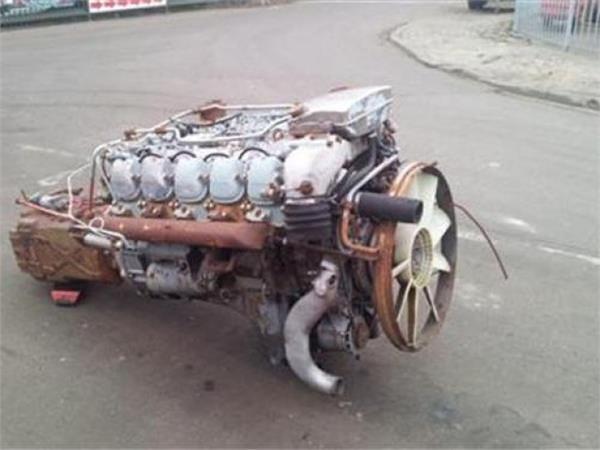 двигател за камион MAN 26.320