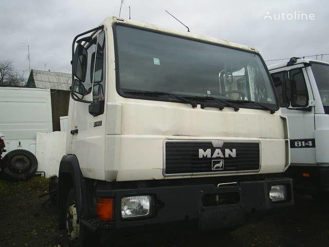 двигател  MAN D0824 за камион MAN 8.163